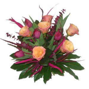 artystyczne róże